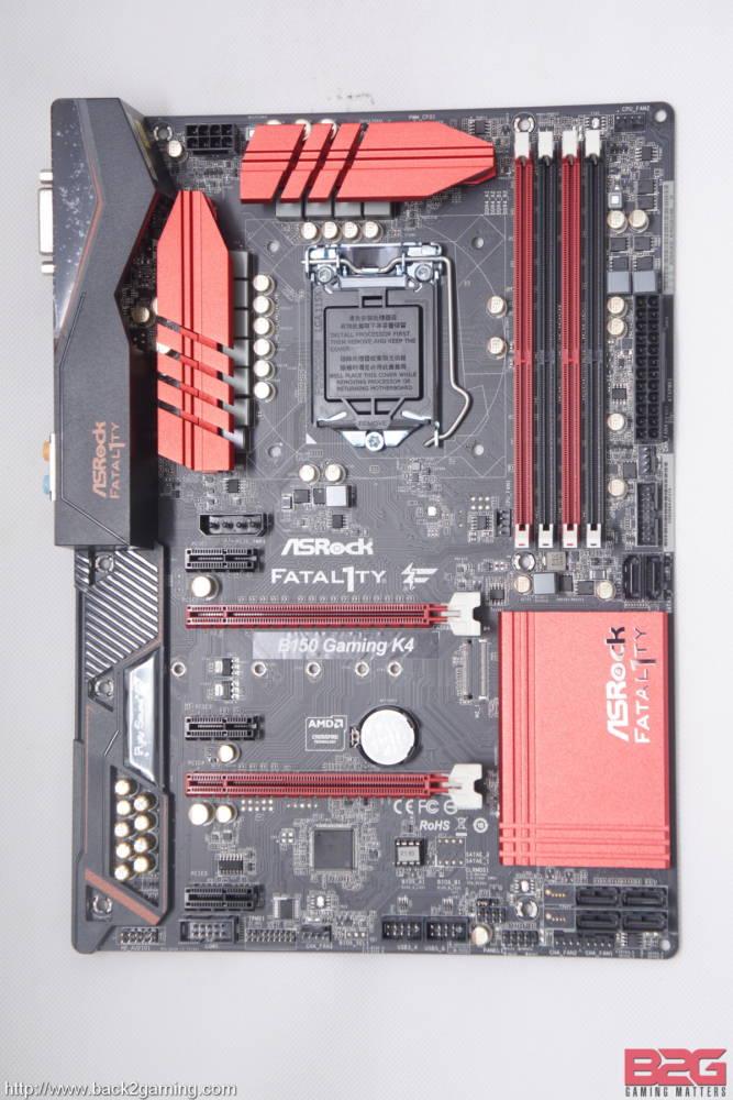 ASRock Fatal1ty B150 Gaming K4/D3 Intel SATA Drivers for Mac