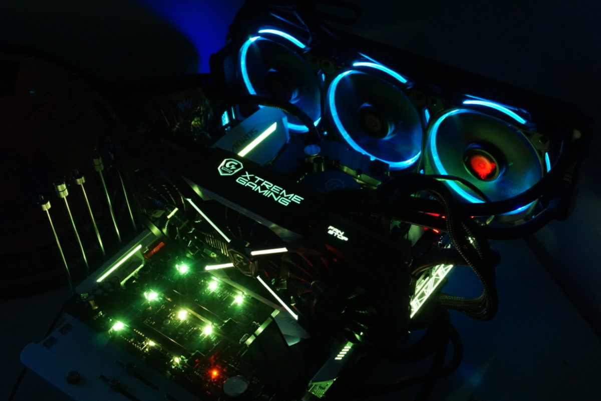 Gigabyte Z270x Gaming 9 Motherboard Review Back2gaming Gaz270x Socket 1151 Kaby Lake