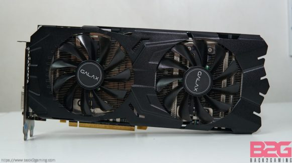 GALAX GTX 1070 Ti EX 8GB Graphics Card Review