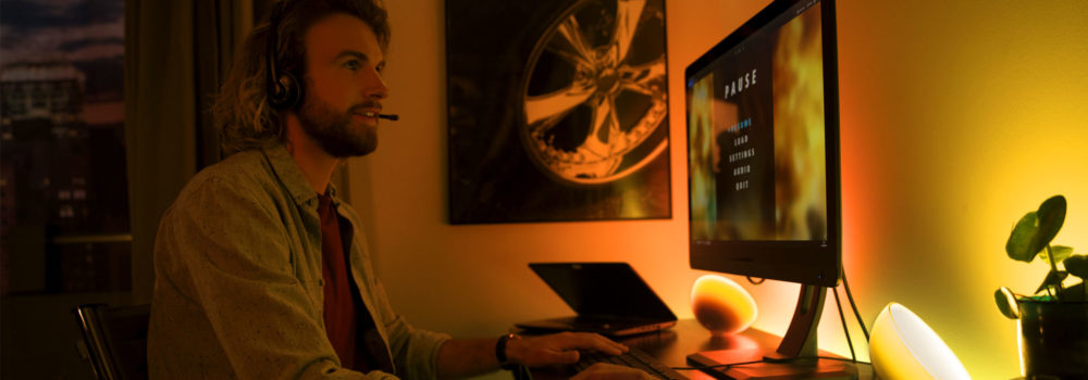 Sync Lights To Your Games And Music With Philips Hue Sync App