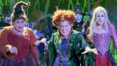 Bette Midler, Sarah Jessica Parker & Kathy Najimy to Reunite for the 25th Anniversary of 'Hocus Pocus'!