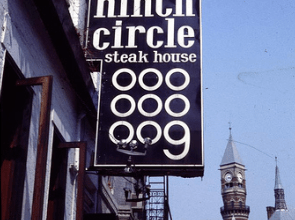 Disappearing Gay History: The Ninth Circle Steakhouse, New York City, NY (1961 - 1990)