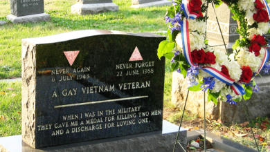 Memorial Day: Remembering Sergeant Leonard Matlovich America's First Openly Gay Soldier
