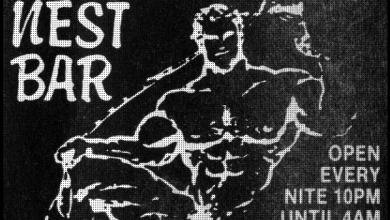 Lost NYC Gay Bars - The Only Known Video Of The Original Eagles Nest Bar In NYC (1971 - 2000)