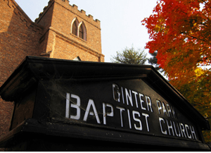 Ginter Park Baptist church
