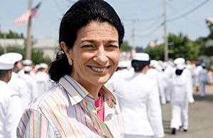 Olympia Snowe supports gay marriage