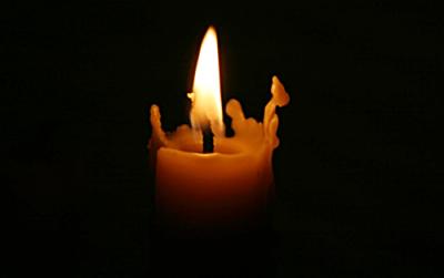 memorial candel