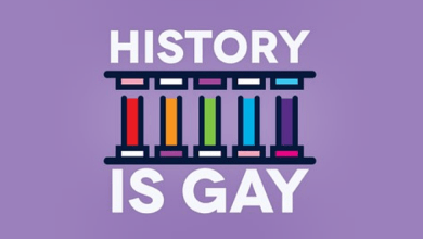 October Is GAY - LGBT HISTORY MONTH! Now Learn A Little History About Why.