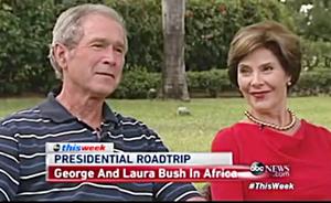 George Bush gay marriage