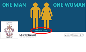 Liberty Counsel calls for death to homos