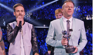 Macklemore MTV VMA Same Love