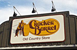 Cracker zBarrell