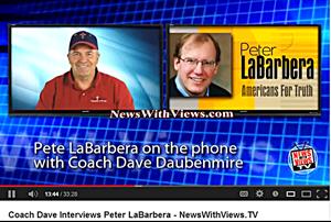 Coach Dave and Porno Pete