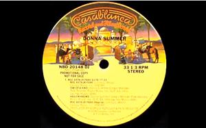 Casablanca - Donna Summer MacArthur Park