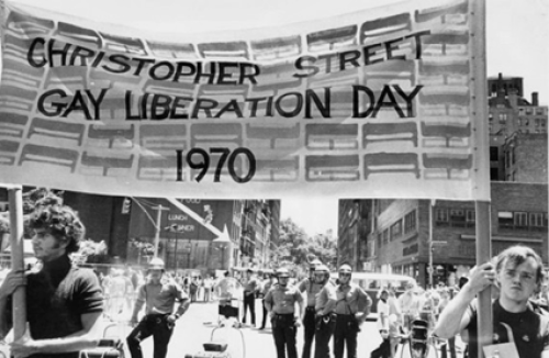 Watch Rare Footage Of NYC's First Gay Pride March