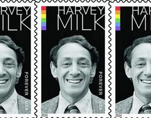 Harvey Milk Stramp