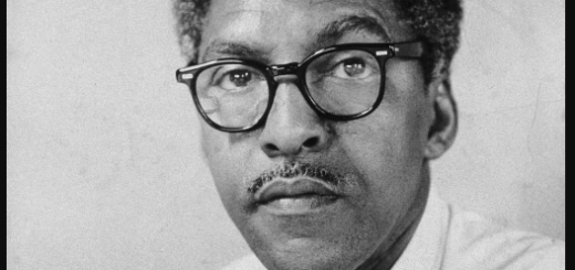 Gay History: The Incredible Life of Black and Gay Civil Rights Icon Bayard Rustin (March 17, 1912 – August 24, 1987)