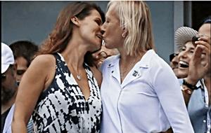 Lesbian Tennis Legend Martina Navratilova: 'Having a penis and competing as a woman is not fair'