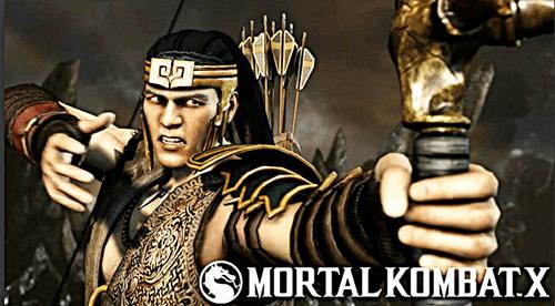 Kung Jin Martal kombat X gay character