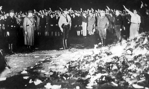 "May 6,1933: The Berlin Institute for Sexual Research and the Nazi ""Säuberung"" Book Burnings"
