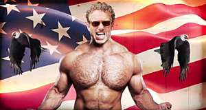 Rand Paul Naked