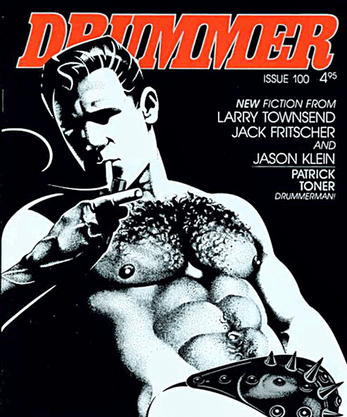 Today In Leather PRIDE - June 20th, 1975 : DRUMMER Magazine Hits The Newstands