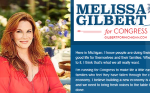 Melissa Gilbert for Congress