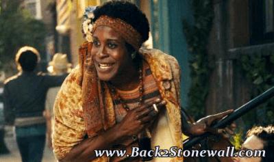 Stonewall clip Marsha Johnson