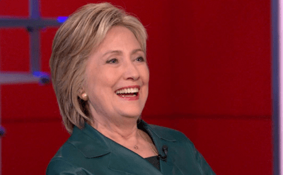 Clinton on Maddow
