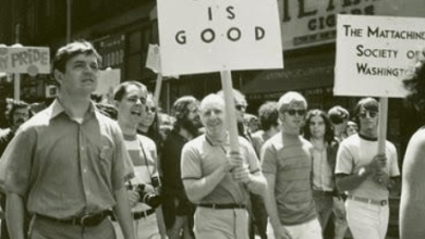 Gay History Month - October 11th: The Life and Death of Heroic Gay Rights Activist Frank Kameny (May 21, 1925 – October 11, 2011)