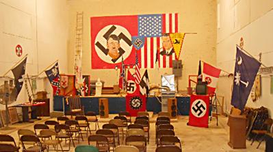 anerican nazi party endorses trump
