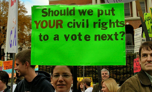 Voting on Civil Rights