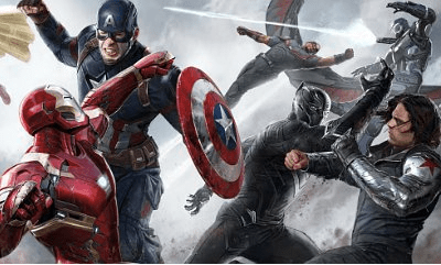 WATCH Captain America Civil War Trailer
