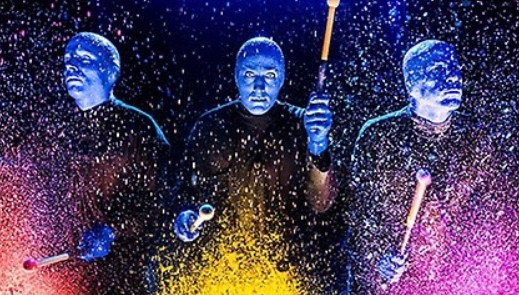 Blue Man Group Cancels NC Performaces