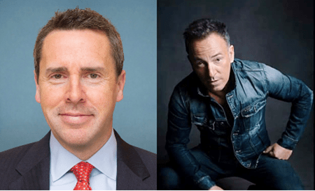 NC GOP Congressman Calls Bruce Springsteen a 'Bully' for Canceling Concert
