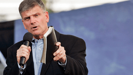 Franklin Graham Crazy As A Bedbug