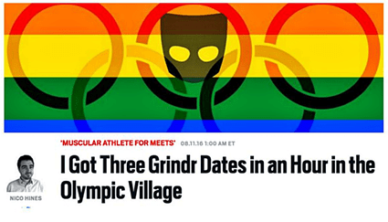 GRINDR The Daily Beast