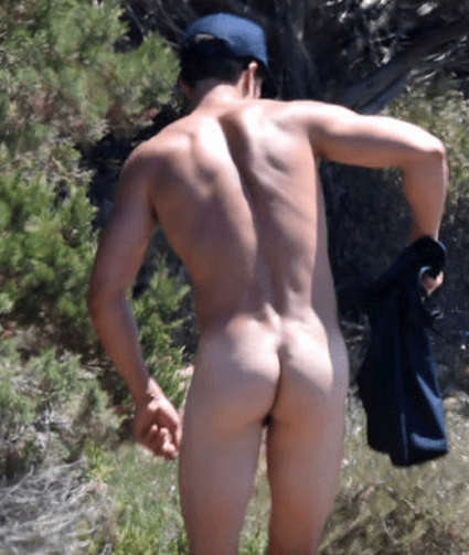 Orlando Bloom NAKED! - Uncensored and Uncut - NSW