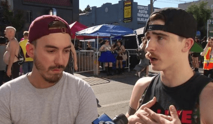 Hate Crime Attack Happens Against Two Gay Men Visiting The Folsom Street Fair