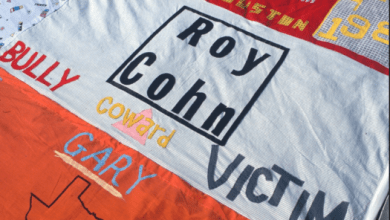 Bully, Coward, Victim: Roy Cohn