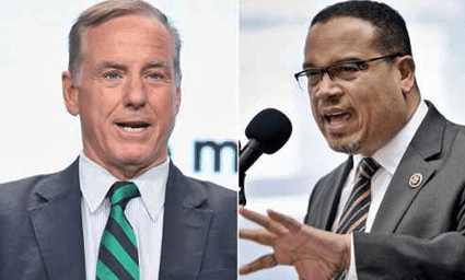FIGHT! FIGHT! FIGHT! - Progressive Dem Keith Ellison To Challenge Howard Dean For DNC Chair