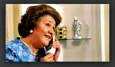 "Queen's 2017 New Year Honours List: My We Introduce Dame Hyacinth Bucket ( It's""Bouquet"")"