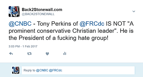 "FRC Hate Group Leader Tony Perkins: I Am Sure That Will Issue An Anti-LGBT Executive Order On ""Religious Liberty"""