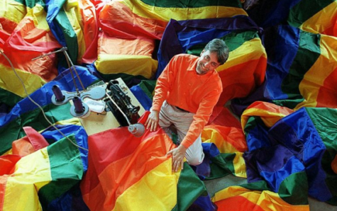 The Late Gilbert Baker On Why He Created The Rainbow Flag