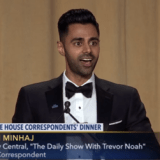 WATCH: The Daily Show's Hasan Minhaj Kill It At The White House Correspondent's Dinner [Video]