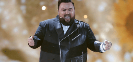 """Eurovision's Croatian Entry Singer Jaques Houdek Once Crowned """"Homophobe of the Decade"""""""