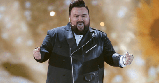 "Eurovision's Croatian Entry Singer Jaques Houdek Once Crowned ""Homophobe of the Decade"""