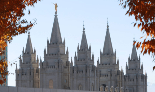 The Mormon Church Releases Statement Opposing The LGBT Equality Act