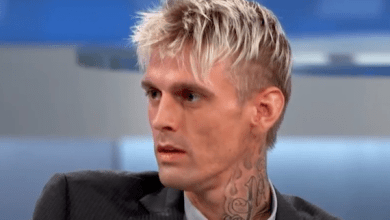 Aaron Carter GOES IN!: I'm Not Really Bisexual.