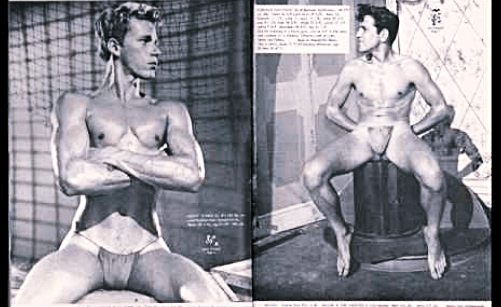 Gay History - March 27: Happy Birthday Bob Mizer Publisher and Photographer of the Athletic Model Guild (AMG)